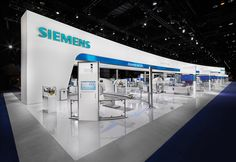 Event Design Award Winner—Designer/Builder: Catalyst Exhibits | Client: Siemens | Project: RSNA (Best Trade Show Environment, 50x50 and Up)