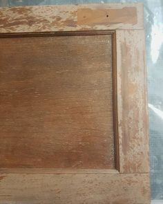 After cleaning the doors with TSP. I sprayed the hazey ones with lacquer thinner to see if I could clear up the blush. Time to get medieval on these. I Got This, Medieval, Blush, Cleaning, Doors, Frame, Instagram, Slab Doors, Rouge