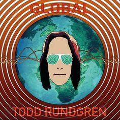 Todd Rundgren - Global Progressive Rock / Pop-Rock / Power Pop musician from USA Dvd Set, Robert Plant, Pink Floyd, Lps, Deep Purple, Hbo Tv Series, Todd Rundgren, Daryl Hall, Power Pop