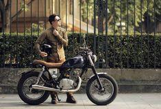 """Suzuki GN 125 Tracker - """"chiếc đinh ba"""" của chàng trai Hà Thành - Nhân vật - Tạp chí Xe và Phong"""
