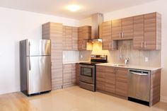 Beautiful brand new apartments for rent in Lachine. Only a few left so don't miss out!