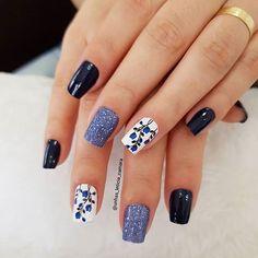 10 diseu00f1os de uu00f1as azules que no te haru00e1n lucir aburrida Si te gu... - #aburrida #azules #de #diseu00f1os #gu #haru00e1n #lucir #si #te #uu00f1as