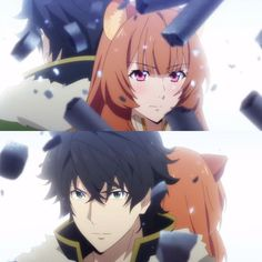 Costume Anime Naofumi and Raphtalia - If you're looking for the BEST Isekai anime shows, both new and old, then this is the only list you'll ever need. Here are 15 recommendations! 5 Anime, Anime Life, Anime Guys, Anime Art, Teen Titans, Log Horizon, Otaku, Best Anime Shows, Fanart