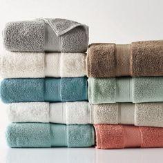 Legends® Sterling Supima® Towels