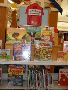 Farm Book Display