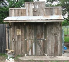 The Next Fifty Years: Making an Old Shed Older