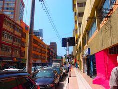 Fashion Flight: Colorful City; Mira Flores in Lima! カラフルな街、ペルーのリマ