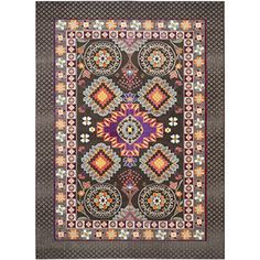 Safavieh Monaco Collection MNC240B Brown and Multicolored Area Rug, 9-Feet by 12-Feet Safavieh http://www.amazon.com/dp/B00PNFC6IG/ref=cm_sw_r_pi_dp_TRdDvb16PV4NP