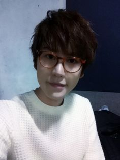 Kyuhyun - thx to yesung for upload this photo ^^