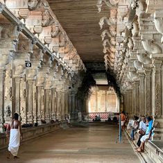 Jambukeswarar Temple at Thiruvanaikaval near Tiruchirappalli Hinduism, Temple, Places, Photography, Temples, Photograph, Fotografie, Lugares, Fotografia