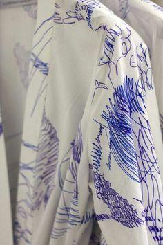 Fashion Runway Print Patterns New Ideas Fashion Details, Look Fashion, Fashion Art, Womens Fashion, Fashion Design, Classy Fashion, Hijab Fashion, Trendy Fashion, Fashion Tips