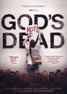God's Not Dead http://encore.greenvillelibrary.org/iii/encore/record/C__Rb1376617