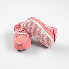 Zapatos de piel tipo nauticos de la marca Timberland