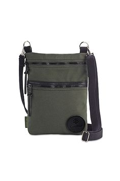 Duluth Pack Traverse Crossbody Bag: Sun Protective Clothing - Coolibar