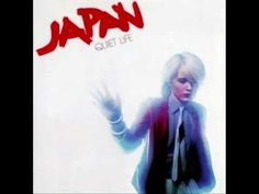 These are the two that defined Japan and marked their shift from Glam to New Wave. David Sylvian's introduction of the lower register vocals. 80s Music, Rock Music, Lp Cover, Cover Art, Beatles, Roman Photo, Beste Songs, Pochette Album, New Wave
