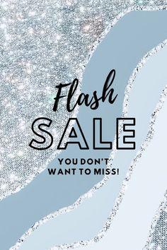 Starting December 5-6 mini flash SALE! Flymeawaycreations.com 4th Of July Gifs, Tumbler Designs, Instagram Design, Color Street Nails, Selling Online, Blue Backgrounds, Social Media, Etsy Shop, Baby Blue