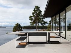 The Outdoor BBQ Grill by Swedens Röshults