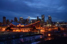 A then-and-now look at Calgary's growing skyline