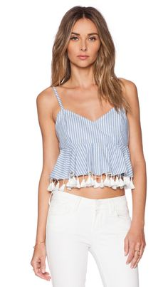 Rise of dawn top corto pretty gingham φορεματα платья, блузк Fashion 2018, Look Fashion, Fashion Outfits, Womens Fashion, Summer Outfits, Cute Outfits, Summer Dresses, Revolve Clothing, Gingham