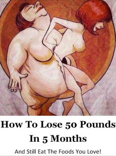 How To Lose 50 Pounds in 5 Months