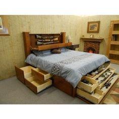 die besten 25 k nig plattform bettrahmen ideen auf pinterest hochbett queen size. Black Bedroom Furniture Sets. Home Design Ideas
