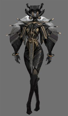 ArtStation – Sketch, Yuan Fang – Art Drawing Tips Fantasy Character Design, Character Design Inspiration, Character Concept, Character Art, Dnd Characters, Fantasy Characters, Female Characters, Akali League Of Legends, Warframe Art