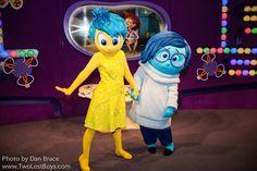 Pixar at Disney Character Central