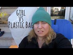 GIRL VS PLASTIC BAG | WEEKLY VLOG 14 - YouTube