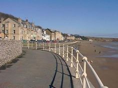 filey beach front