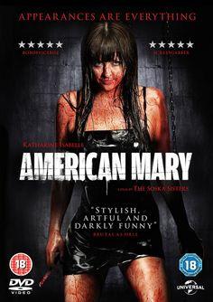 UK American Mary