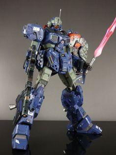 GUNDAM GUY: HGUC 1/144 Jesta - Customized Build