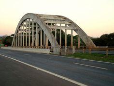 São João da Boa Vista (SP) - ponte do arco