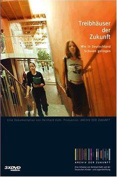 """Der Film Treibhäuser der Zukunft von Reinhard Kahl versucht """"gelungene"""" Schulen in Deutschland zu zeigen. Absolute Empfehlung mit klugem Begleitkommentar. Toll ist, dass auf den Zusatz-DVD's ausführliche Interviews mit den AkteurInnen und thematische Exkurse zu finden sind. Ein kleines Begleitbuch gibt es auch."""