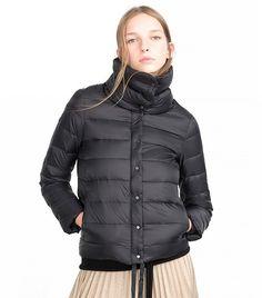 Zara Extralight Quilted Coat