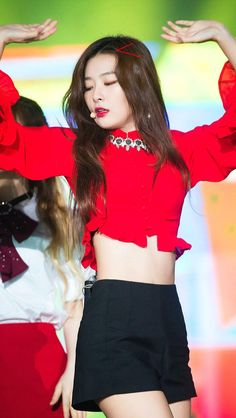 Kang Seulgi, Red Velvet Seulgi, Kim Yerim, Bare Bears, Stage Outfits, Sooyoung, My Idol, Girl Group, Asian Girl
