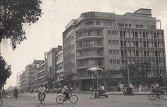 Monorom Hotel in Phnom Penh, [1965], #Cambodia   © unknown
