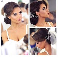 Love hair for wedding