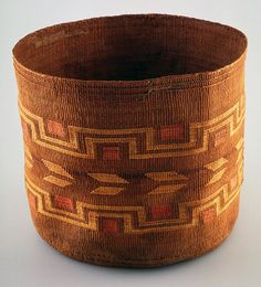 Tlingit basket | Reed | ca. 1910