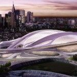 Zaha Hadid Wins Japan's New National Stadium Competition