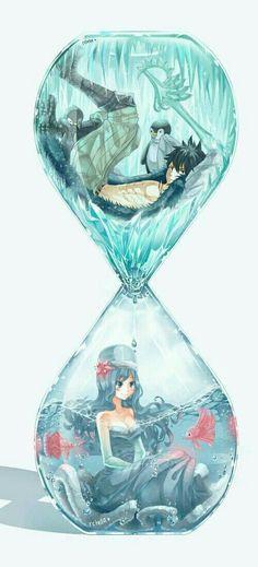 氷 と 水
