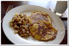 Grain-Free Gluten-Free Coconut Flour Pancake Recipe