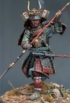 Real Samurai Warrior