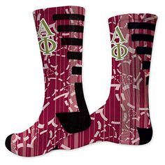 Alpha Phi Dashed Heart Pattern Performance Crew Sock (small) VictoryStore http://www.amazon.com/dp/B00MW5YBNS/ref=cm_sw_r_pi_dp_Pczbwb0522XAP