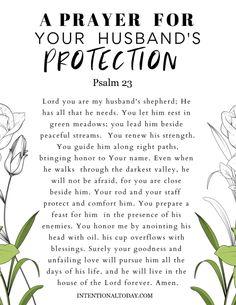 Prayers For My Husband, Praying Wife, Praying For Your Husband, Good Prayers, Prayers For Healing, Husband Prayer, Prayers For My Boyfriend, Prayer For Boyfriend, Spiritual Prayers