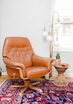 Leather Home Decor - Claire Brody Designs
