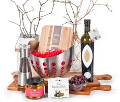 Image for Gourmet Delight from Total Office National Hampers, Barware, Dairy, Cheese, Image, Food, Gourmet, Bar Accessories, Meals