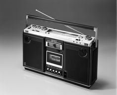 Sony CF-6500 Cassette recorder (Zilbap)... The boombox my dad used to have when i was a kid. I loved this amazing old thing!