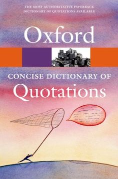 E-Books for Learners & Teachers of English: Concise Dictionary of Quotations