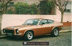Esse Puma GTB foi fotografado pelo meu amigo Carlos Avelleda: Este carro me chamou atenção pela cor, que era a minha preferida na época em ...