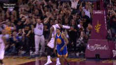 LeBron James' Game 6 Alley-Oop Heard Around the World